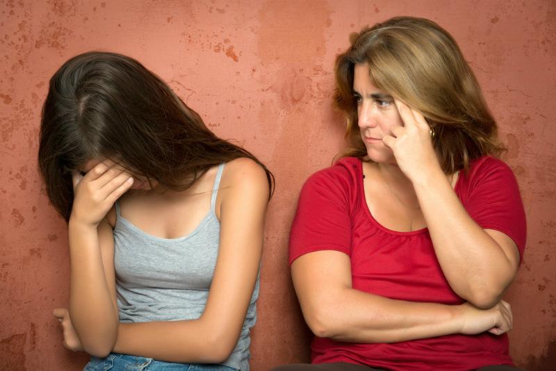 Подросток проблемы